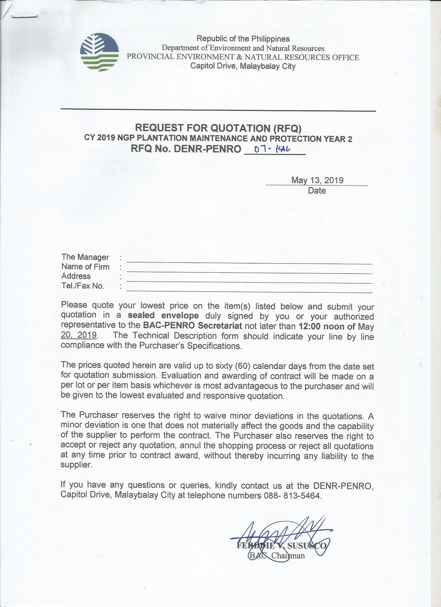 RFQ YR2 page 1