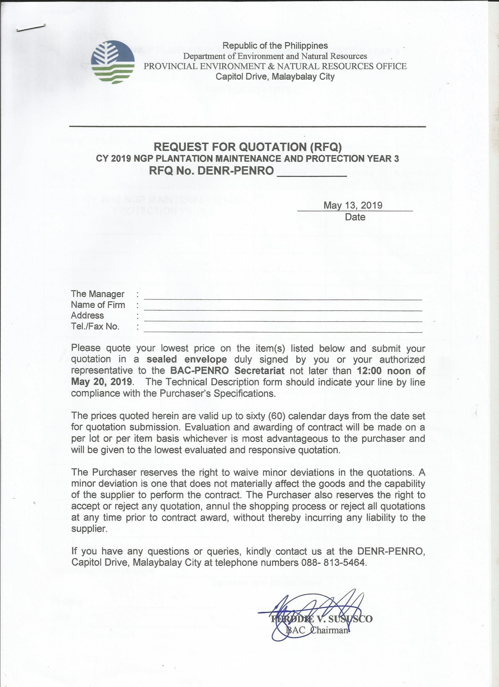 RFQ YR3 page 1